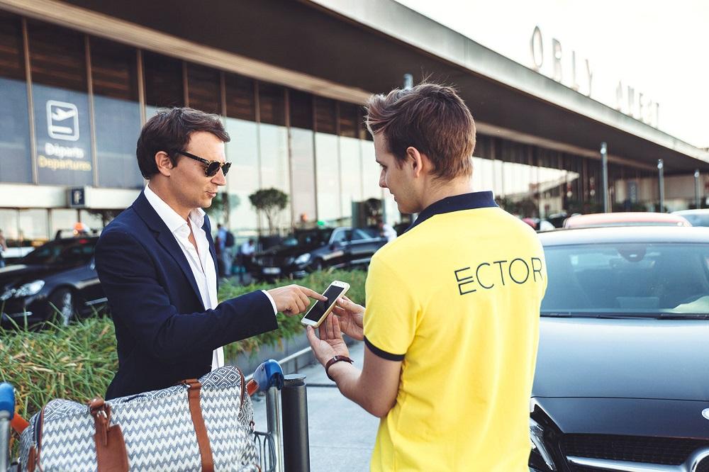 Les prestations de service de voiturier d'Ector à l'aéroport de Lyon St- Exupéry