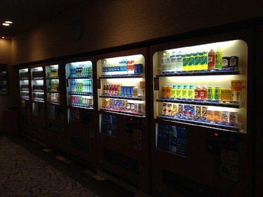 Les avantages d'avoir un distributeur automatique dans son entreprise