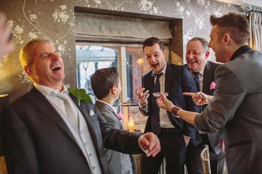 Choisir le bon magicien pour votre mariage